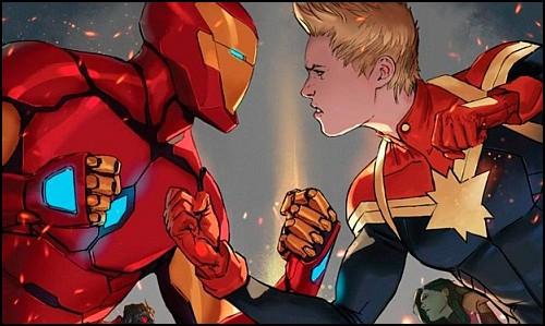 Civil War 2'ye Dair İlk Detaylar