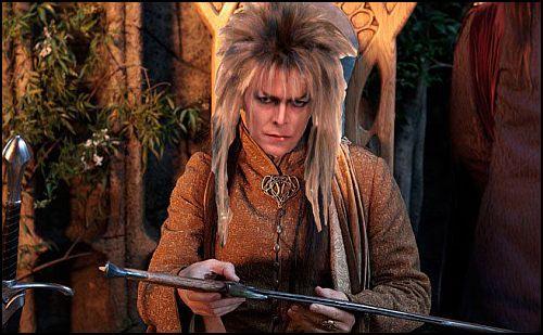 David Bowie'yi Yüzüklerin Efendisi Filminde Görebilirmişiz