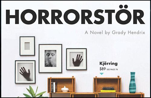 Horrostör: Ikea Kataloğu Görünümlü Bir Korku Romanı