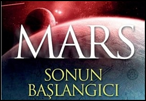 Yerli Mars Bilimkurgusu Raflarda