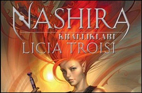 Nashira Krallıkları Serisi Türkçede