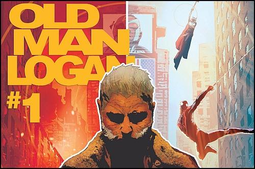 İhtiyar Logan'ın Maceraları Bomba Gibi Başladı