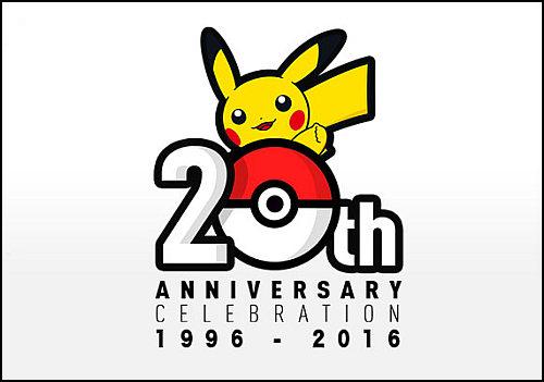 Pokémon 20 Yaşında!