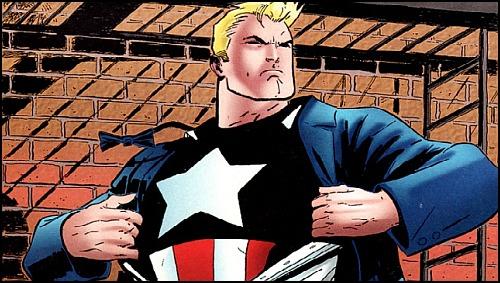 Steve Rogers Yeniden Captain America Oluyor