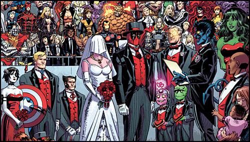 Deadpool'un Evlendiği Sayı Guinness Rekorlar Kitabı'na Girdi