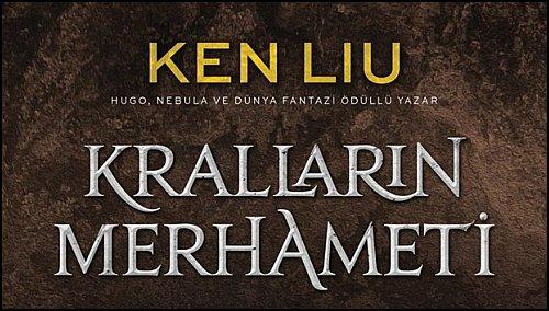 """Silkpunk Türünün Öncüsü """"Kralların Merhameti"""" Türkçede!"""