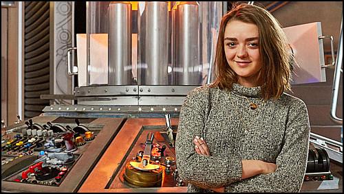 Bir Sonraki Doctor Who, Maisie Williams Mı Olacak?