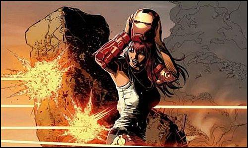 Mary Jane, Yeni Iron Woman Mı Oluyor?