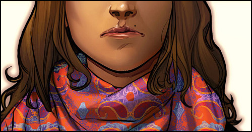 En İyi Çizgi Roman Serisi Ödülünün Sahibi Ms. Marvel!