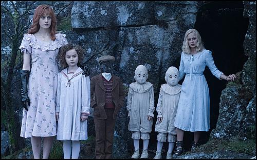 Bayan Peregrine'in Tuhaf Çocukları Filminden İlk Fragman