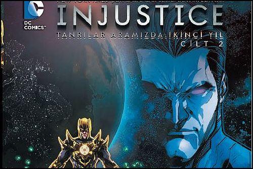 Injustice İkinci Yıl – Cilt 2 | Mini İnceleme