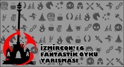 İzmirCon'16 Fantastik Öykü Yarışması'nda Sona Doğru!