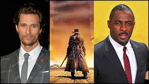 Kara Kule Filminde Silahşoru ve Siyahlı Adamı Oynayacak İsimler Kesinleşti!