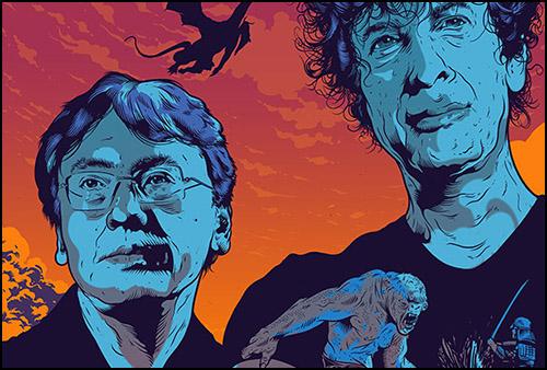 Neil Gaiman ve Kazuo Ishiguro Söyleşisi Yayında!