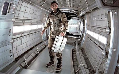 2002 uyarlamalı Solaris filminden.