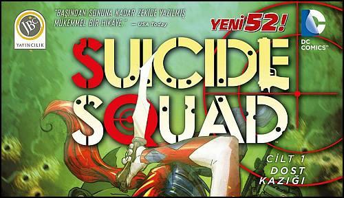 Suicide Squad Raflardaki Yerini Aldı