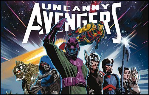 Uncanny Avengers'da Heyecan Dorukta!