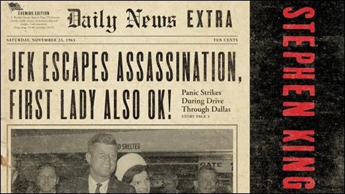 Stephen King, 11/22/63'ün Nasıl Devam Edebileceğini Biliyor Ama…
