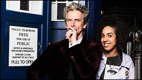Doctor Who'nun Yeni Yardımcısı Belli Oldu