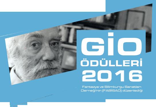 GİO Ödülleri 2016'da Yayımlanmamış Öykü Alımları Başladı