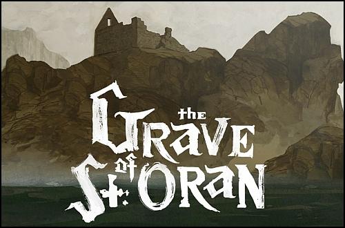 Neil Gaiman'dan Animasyon Filmi: The Grave of Saint Oran