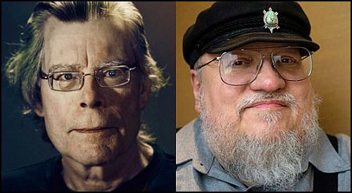 G.R.R. Martin, Stephen King'le Röportaj Yapacak!
