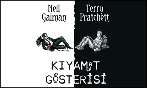 """Neil Gaiman """"Kıyamet Gösterisi""""ni Mini Dizi Yapacak!"""