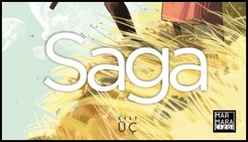 Saga Cilt 3 Nihayet Bizlerle!