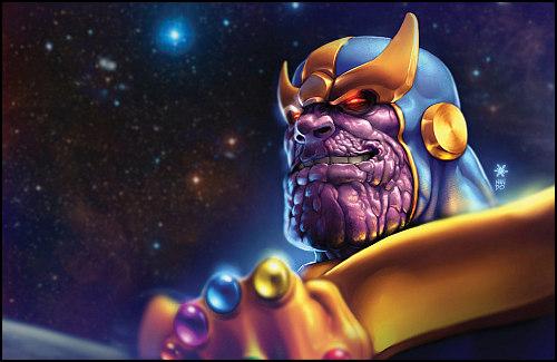 """""""Thanos Yükseliyor"""" ve """"Axis'e Doğru"""" Raflarda"""