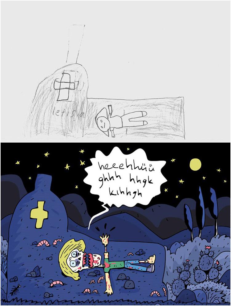 Monsters-by-Kids-Betul-Yilmaz