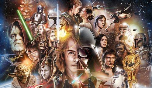 Dünya Star Wars Gününüz Kutlu Olsun!