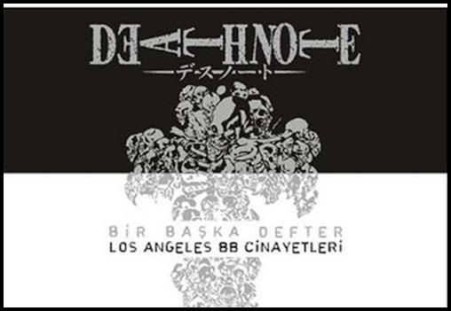 Death Note'tan Yeni Bir Macera: Los Angeles BB Cinayetleri