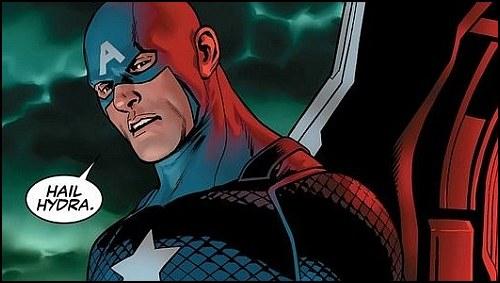 Captain America'nın İlk Sayısı Ortalığı Karıştırdı!