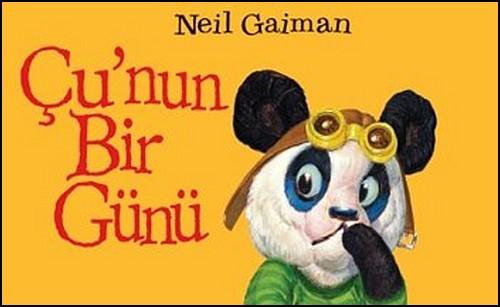 """Neil Gaiman'ın Bir Eseri Daha Dilimizde: """"Çu'nun Bir Günü"""""""