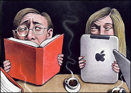 Basılı Kitaplar, E Kitap Teknolojisi Karşısındaki Egemenliğine Yeniden mi Kavuşuyor?