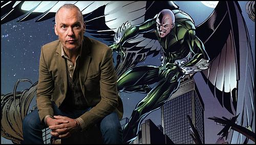Michael Keaton, Örümcek Adam'a Katılabilir!
