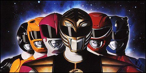 Power Rangers'ın Yeni Kostümleri Görücüye Çıktı