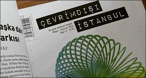 Çevrimdışı İstanbul Dergisi #2 Çıktı!