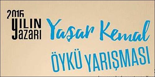 """""""2016 Yılın Yazarı Yaşar Kemal Öykü Yarışması"""" Başlıyor!"""