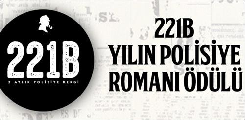 221B Polisiye Roman Ödülleri Başlıyor!