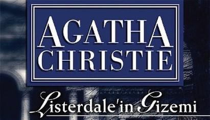 """Agatha Christie'den """"Listerdale'in Gizemi"""" Raflardaki Yerini Aldı"""