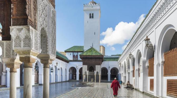 Dünyanın En Eski Kütüphanesi Ziyarete Açıldı!