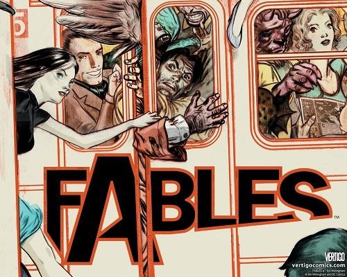Fables (Masallar) Evreninde Geçen Yeni Çizgi Romanlar Geliyor