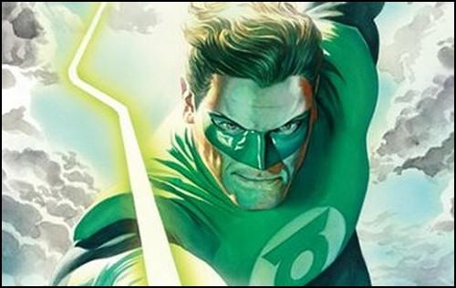 Green Lantern'in Üçüncü Cildi Raflarda