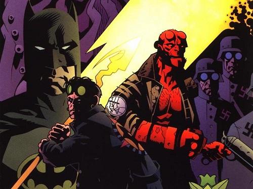 Hellboy: Maskeler ve Canavarlar Raflardaki Yerini Aldı