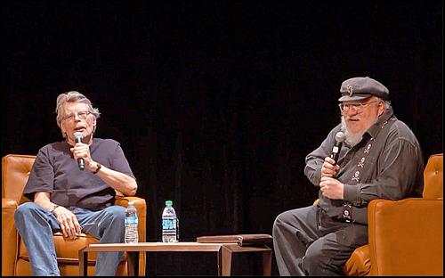 Stephen King ve G.R.R. Martin Söyleşisinden Kesitler