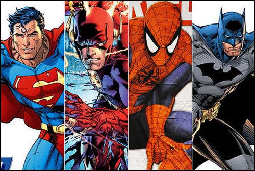 En İyi Süper Kahraman Araştırmasında Batman Sonuncu Çıktı!
