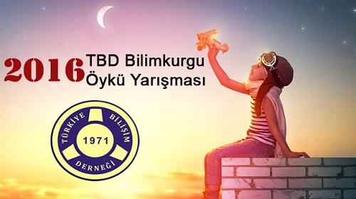 2016 TBD Bilimkurgu Öykü Yarışması Başladı