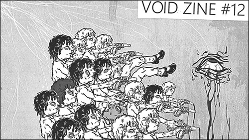 Void Fanzin #12 Çıktı!