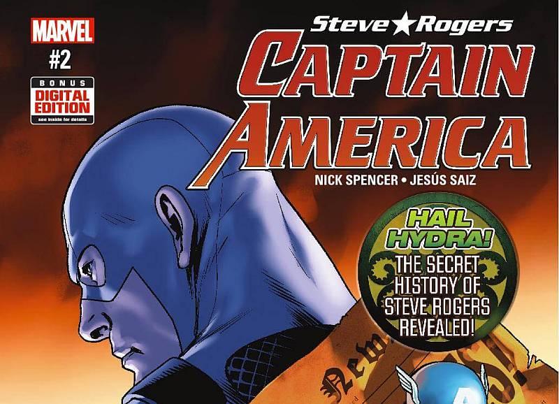 "Kaptan Amerika'nın ""Hail Hydra!"" Olayı Çözüldü*"